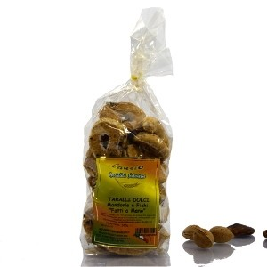 Sweet Tarallos Almonds And Figs