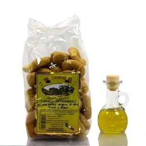 Artisanal Tarallos with Evo Oil