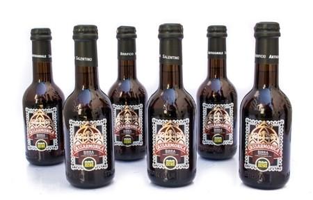 6 Bottiglie di Birra Cassarmonica 33 cl