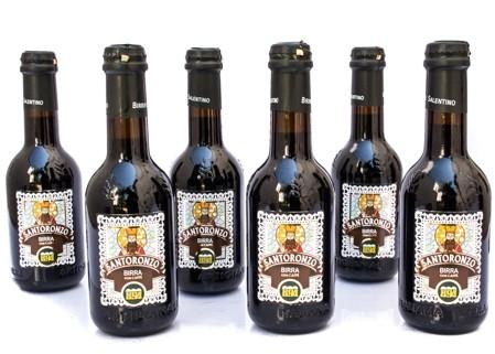 6 Bottiglie di Birra Sant'Oronzo 33 cl