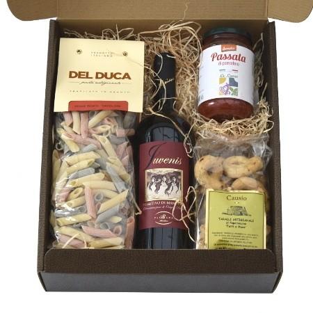 Confezione Regalo Bruna Box Tricolore