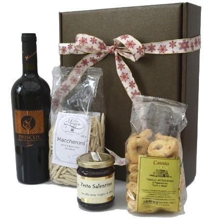 Confezione Regalo Bruna Box  Maccheroni