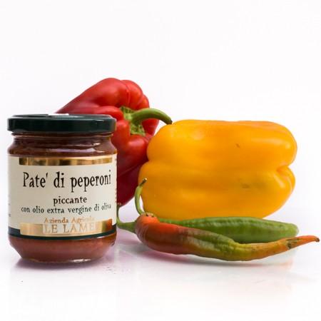 Paté di Peperoni Piccante