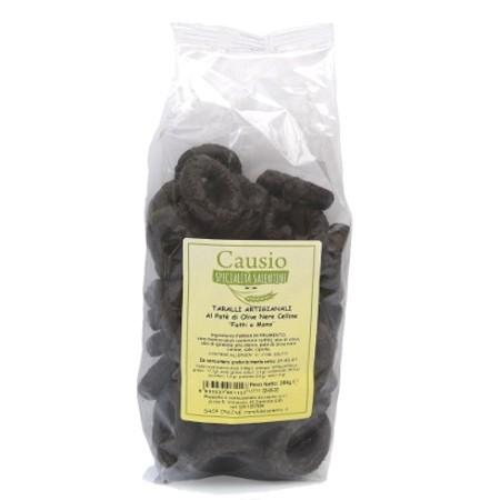 Tarallini al Paté di Olive Nere Celline