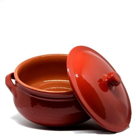 Tegame Rosso Amaranto