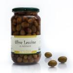 Olive Leccine al Naturale
