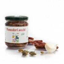 Pomodori Secchi in Olio Extravergine di Oliva Bio