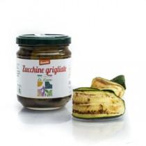 Zucchine Grigliate in Olio Extravergine di Oliva Demeter