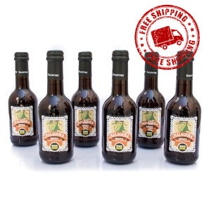 6 Bottiglie di Birra Malagrika 33 cl