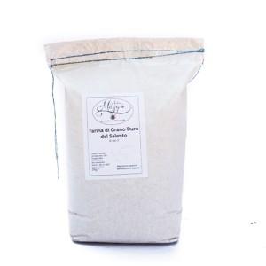 Farina di Grano Duro Del Salento (tipo 0) - 5Kg