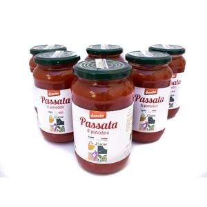 6 Passate di Pomodoro Demeter 530 gr