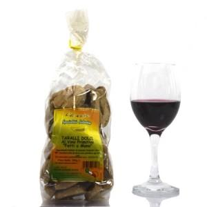 Taralli Dolci al Vino Primitivo